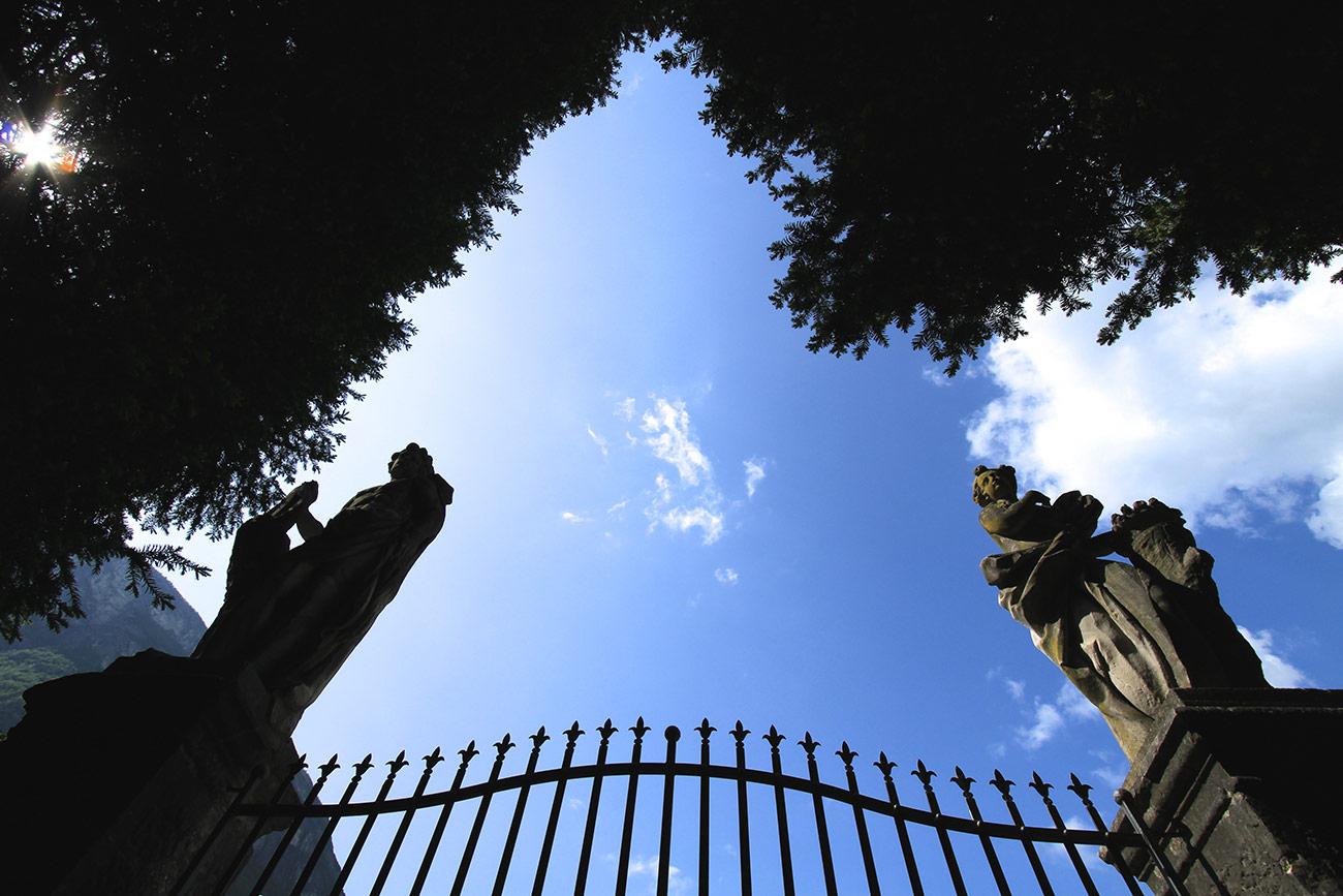giardino-particolare-statua